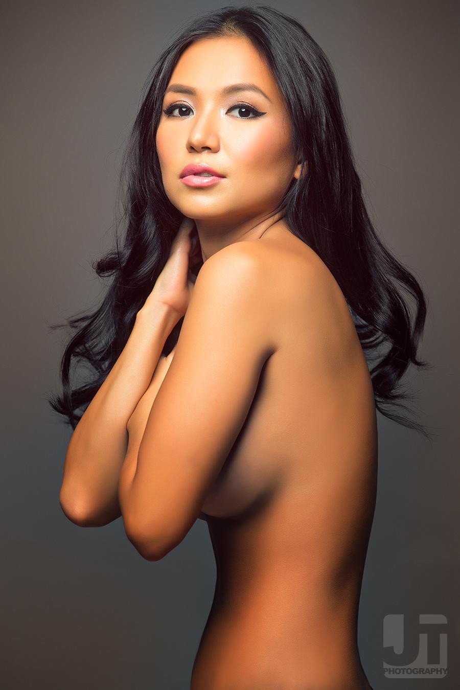 Modelo modelo nude nude portfolio