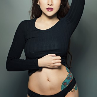 Model Portfolio: Tina
