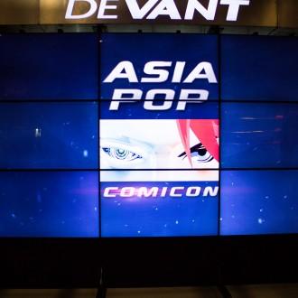 Asia Pop Comic Con 2016