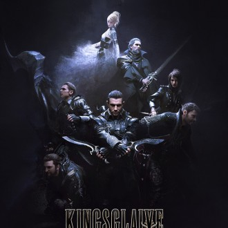 Movie Review (IMHO): Final Fantasy Kingsglaive