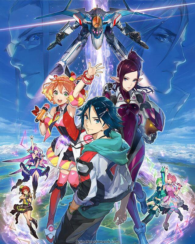 Anime Review (IMHO): Macross Delta