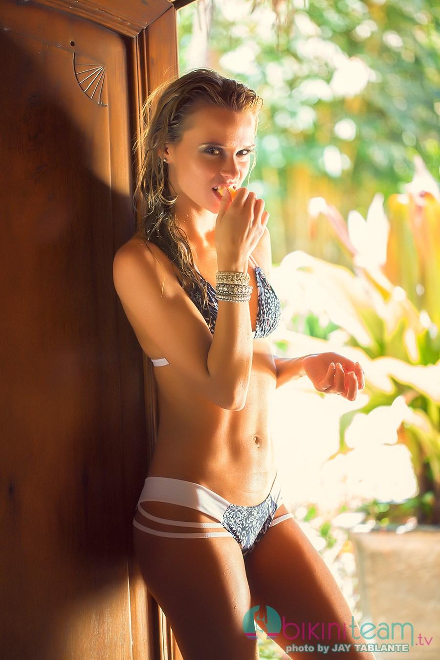 model Older portfolio bikini